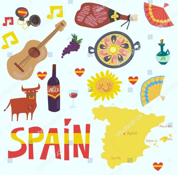 Spain Tradition Logo